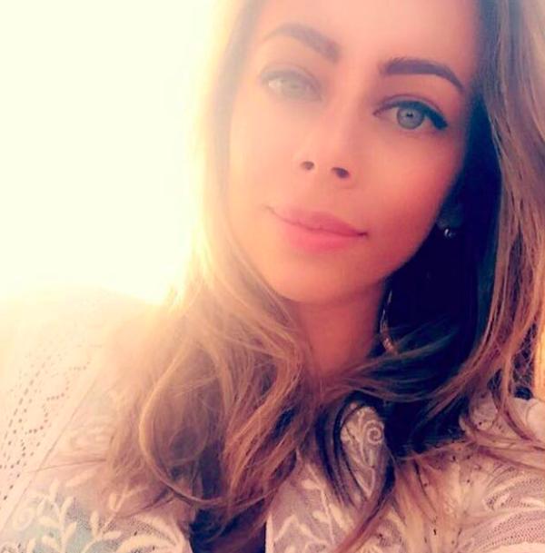 A atriz Adea Shabani (Foto: Instagram)