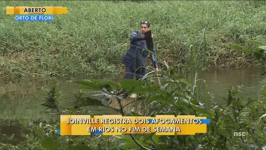 Jovem de 17 anos é encontrada morta em rio de Garuva e outra é procurada pelos bombeiros