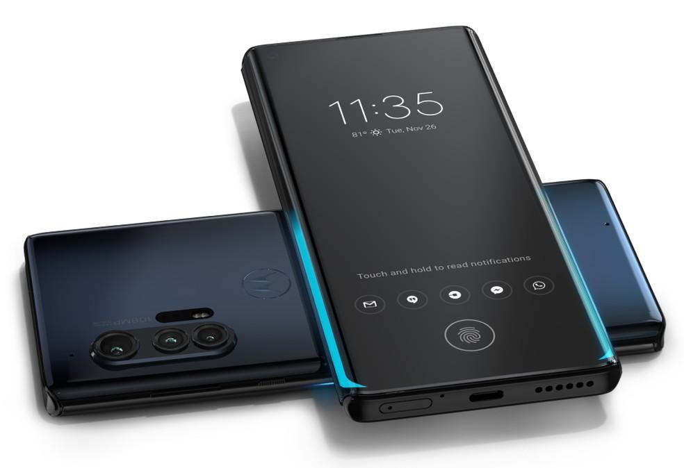Motorola Edge e Motorola Edge Plus são revelados; saiba preço e ...