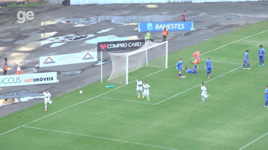 Vitória-ES x Caldense - Campeonato Brasileiro Série D 2019 - globoesporte.com