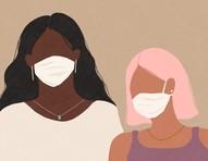 Maskne é a nova acne? Descubra se o uso de máscara pode causar espinhas