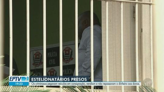 Polícia Civil prende suspeitos de aplicar golpe em clientes de carros de luxo em cidades de SP