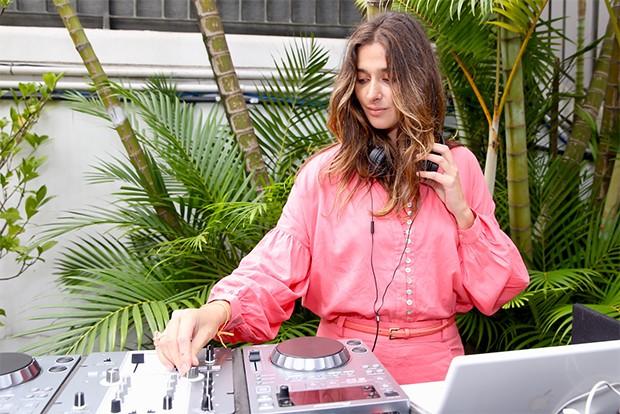 DJ Joana Hasse (Foto: Manuela Scarpa/Brazil News)