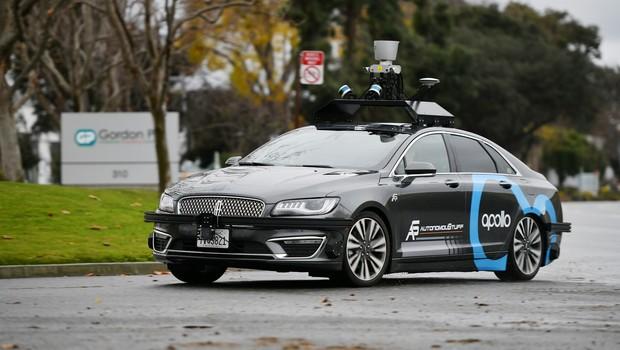 Baidu recebe licença máxima para testes com carros autônomos na China -  Época Negócios | Empresa