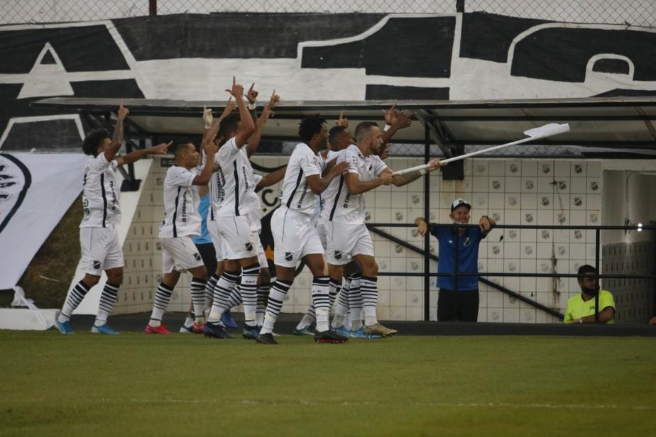 Autor do gol do título do ABC, Paulo Sérgio se despede do clube e deve fechar com o CSA