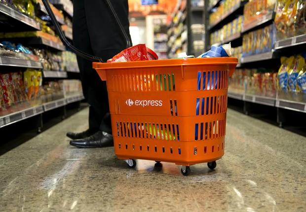 Com o Carrefour Express, empresa inaugura novo formato de loja no país (Foto: Divulgação)