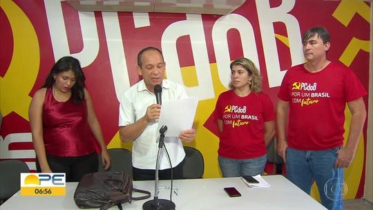 PCdoB define apoio a Paulo Câmara, do PSB, em Pernambuco