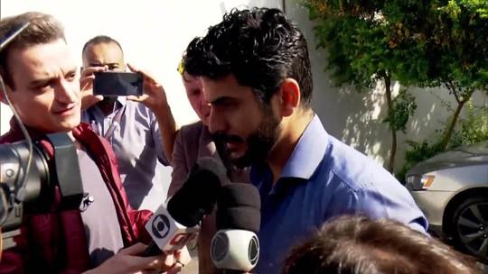 Ex-marido de Najila depõe sobre o caso Neymar em São Paulo