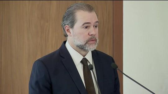 'Desinformação turva o pensamento', diz presidente do STF