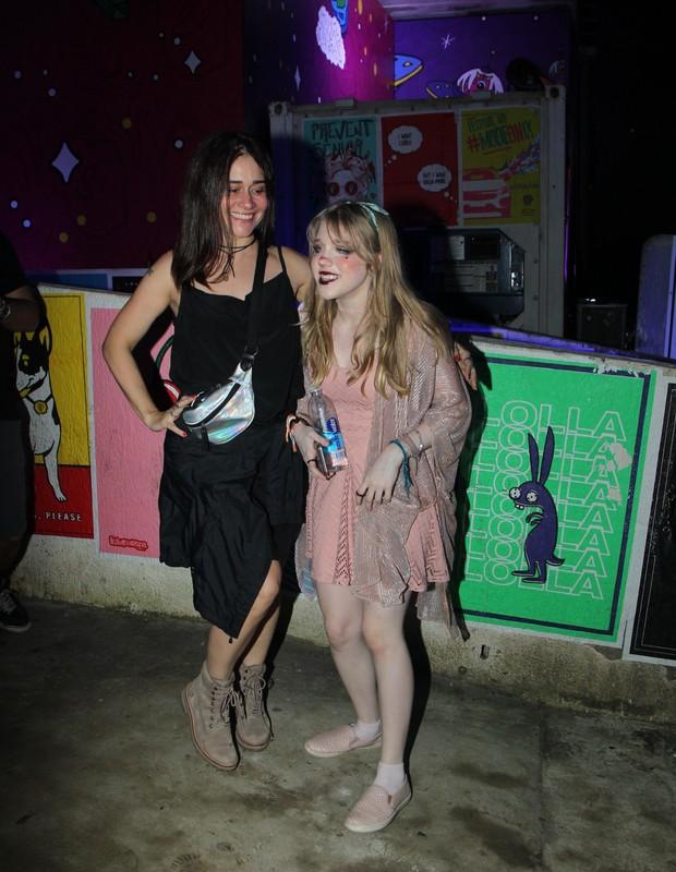 Alessandra Negrini e sua filha Betina