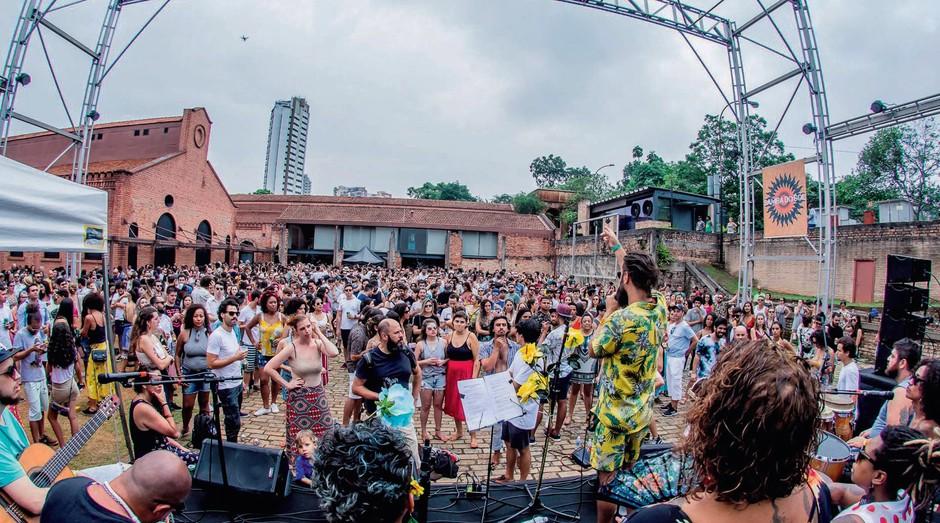 Samba do Sol (Foto: Divulgação)