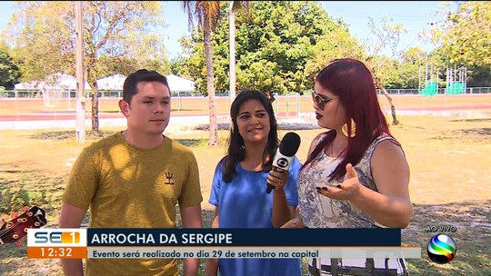 Festa 'Arrocha da Sergipe' acontece em Aracaju