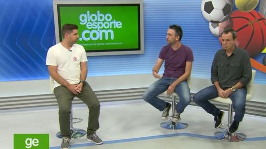 GloboEsporte.com analisa cenários de Guarani, Ponte e RB Brasil no Paulistão
