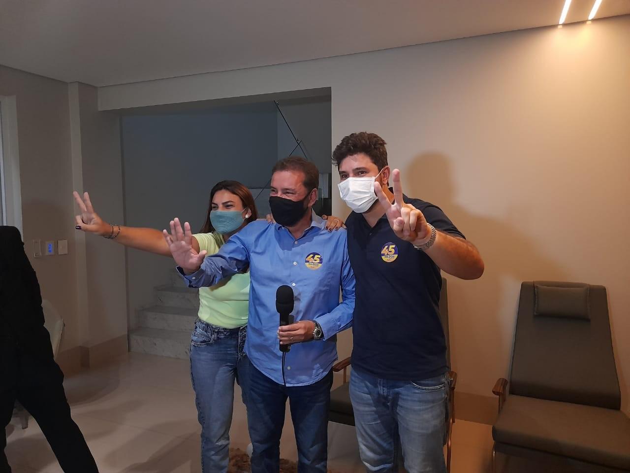 Reeleito, Hildon diz que será prefeito de todos os portovelhenses e promete investir em saneamento básico