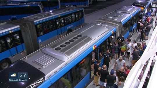 Vem aí um reforço na frota de ônibus do BRT