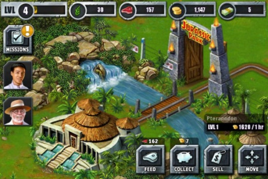 Jurassic Run for Android - APK Download - apkpure.com