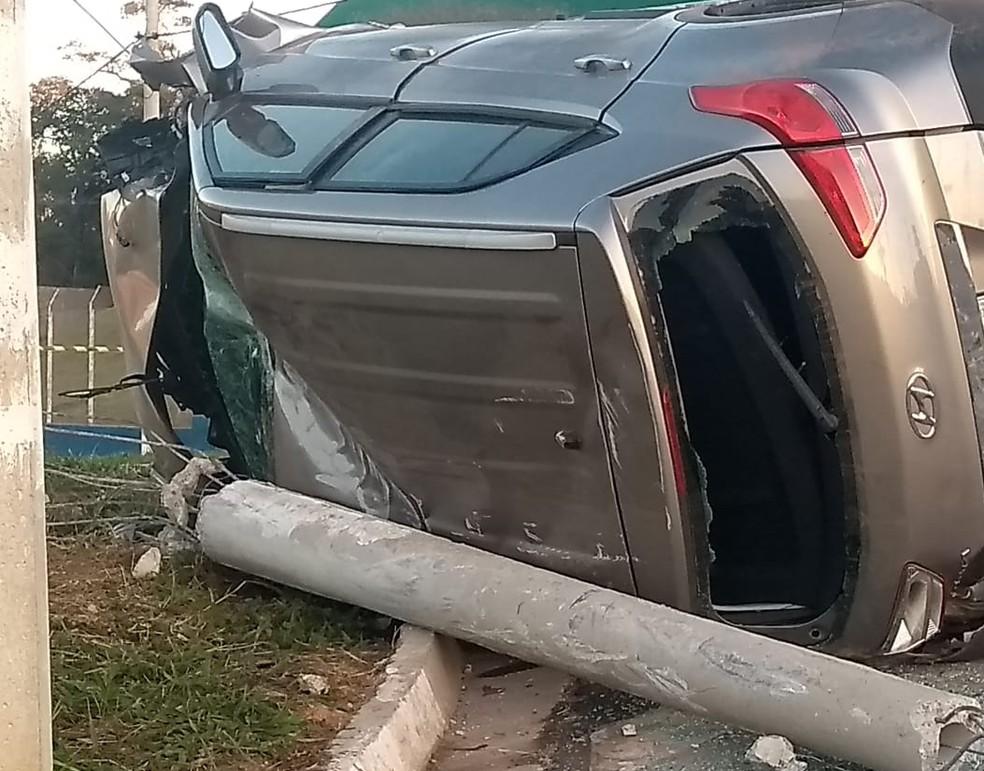Acidente deixou uma jovem de 20 anos morta em Itatiba — Foto: Arquivo Pessoal