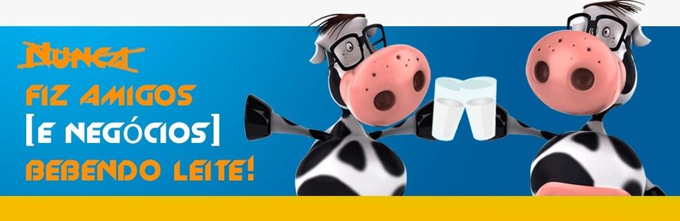 Objetivo de discutir a cadeia produtiva do leite, a revolução digital no agronegócio e o mercado agrotech — Foto: Embrapa MG