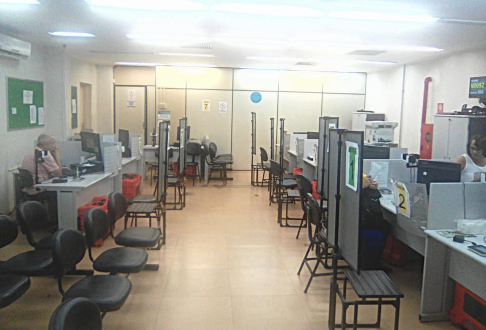 Cartório Eleitoral de Valadares passa a funcionar em horário especial (Foto: Diego Brasileiro/ Arquivo pessoal)