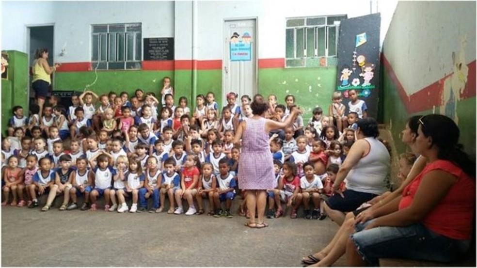 Segundo OCDE, O Brasil gasta anualmente US$ 3,8 mil (R$ 11,7 mil) por aluno do primeiro ciclo do ensino fundamental (Foto: Lílian Alcântara/Flickr/WikiCommons)