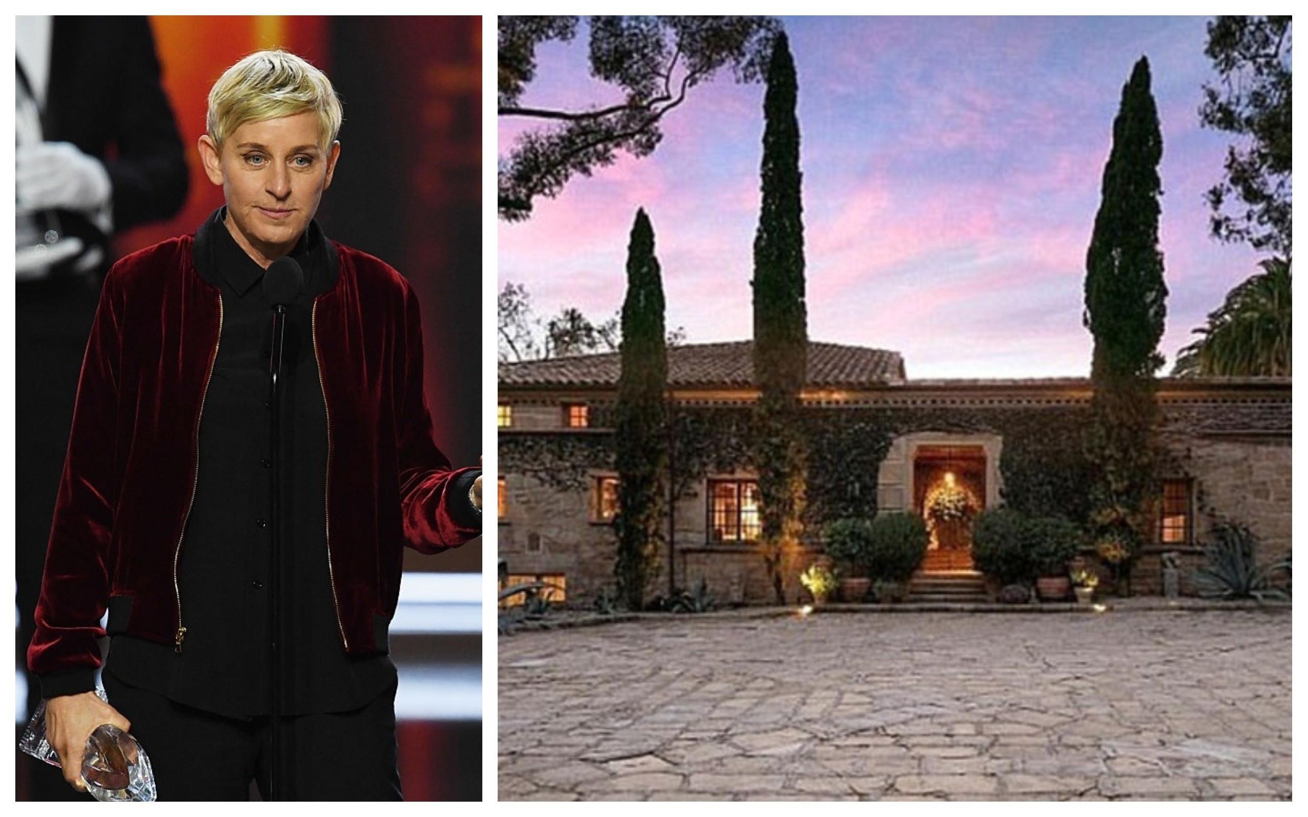 Ellen DeGeneres (Foto: Getty Images / Imobiliária Sotheby's International Realty, Inc.)