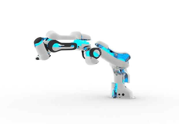 Panda, um braço robótico revolucionário (Foto: Reprodução/Panda)