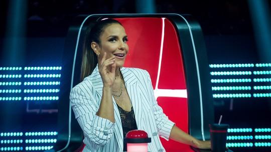 'The Voice Brasil': Confira como ficou o Time Ivete após 'Audições às Cegas'