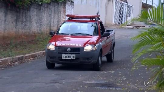 Corpo de Bombeiros recua e base de Cabrália Paulista volta a atender a região