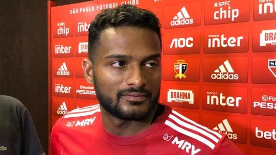 Reinaldo aposta em manutenção do estilo de Diniz mesmo com mudanças no time