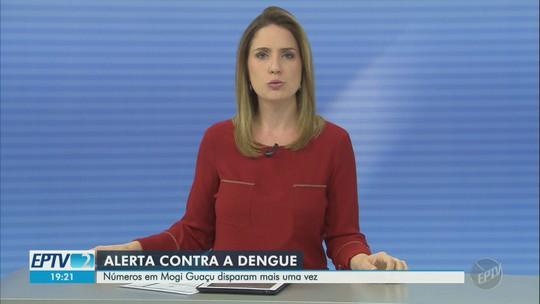 Número de casos confirmados de dengue sobe para 237 em Mogi Guaçu