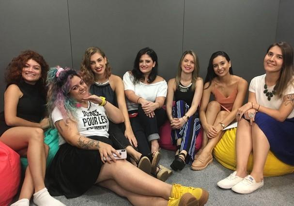 Glamour + Mulheres na Comédia (Foto: Reprodução)
