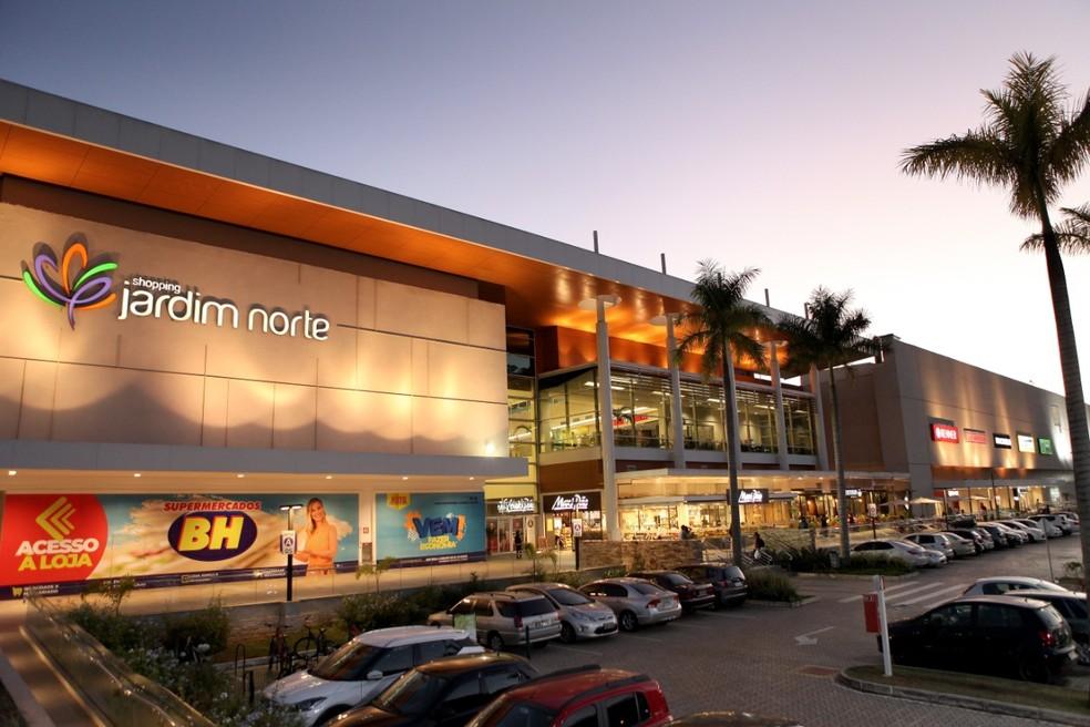 Shopping Jardim Norte em Juiz de Fora — Foto: Jardim Norte/Divulgação