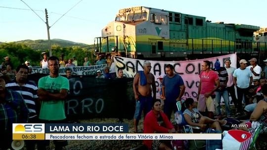 Mineiros de férias no ES não voltam pra casa por causa de protesto na ferrovia Vitória-Minas