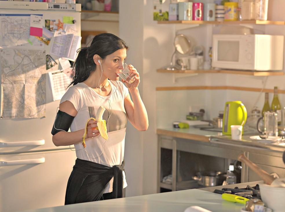 Alimentos pré-treino devem ser de fácil absorção (Foto: Getty Images)