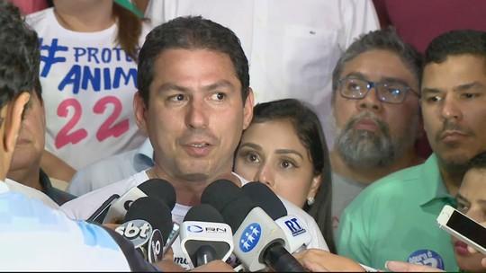 'Não saio choramingando', diz Marcelo Ramos após derrota em Manaus