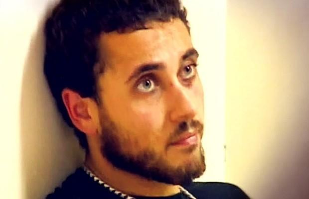 O assassino de Glauco e Raoni, Carlos Eduardo Nunes, de 24 anos