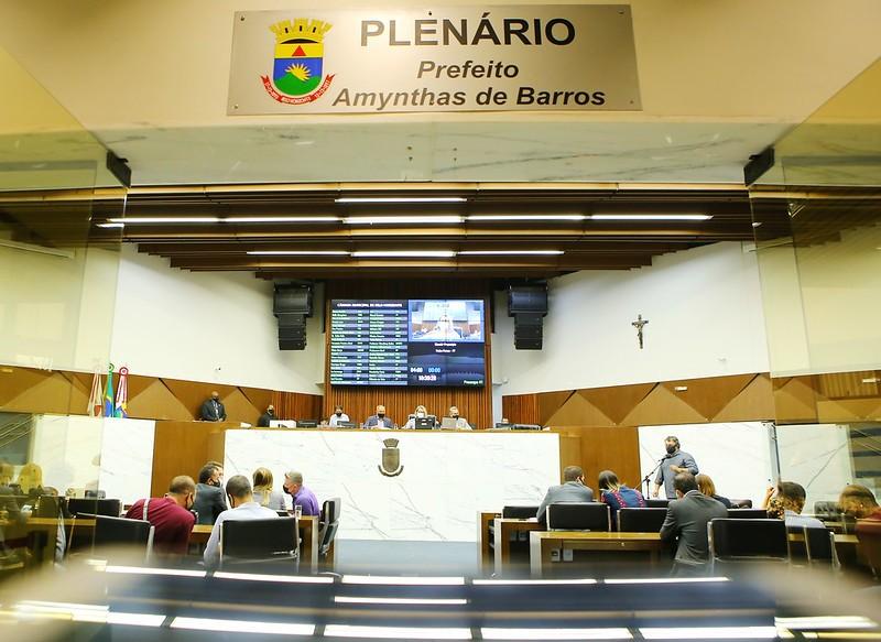 Câmara Municipal aprova em 1º turno projetos para reaquecer economia de BH na pandemia