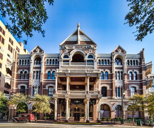Driskill Hotel, 6th Street, Austin, Texas (Foto: Divulgação)