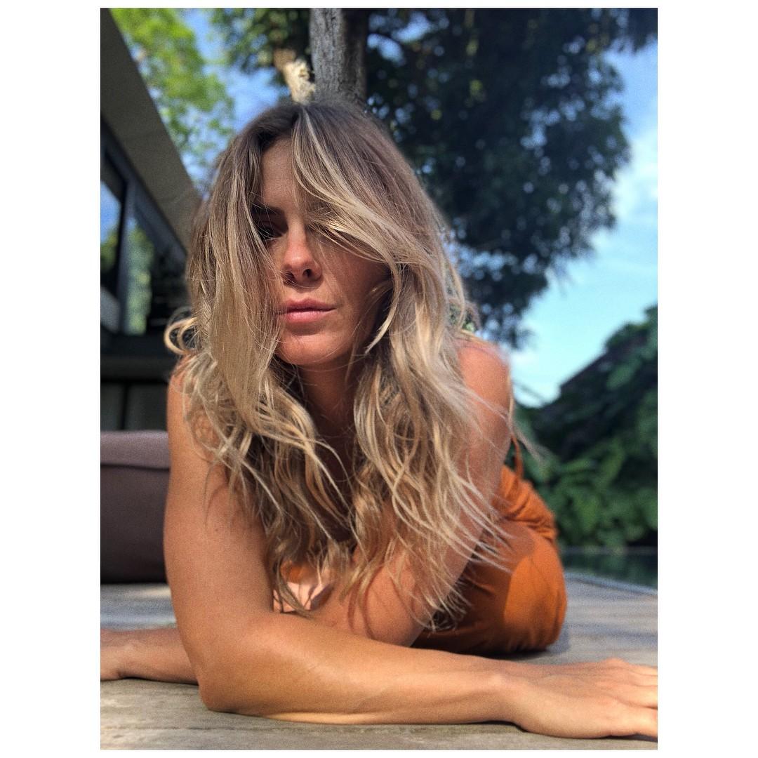 Carolina Dieckmann arrancou elogios dos seguidores (Foto: Instagram/Reprodução)