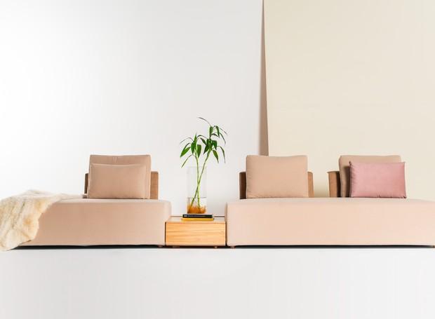 Sofá Bálsamo, de Daniel Coutinho para Maker Design (Foto: Divulgação)