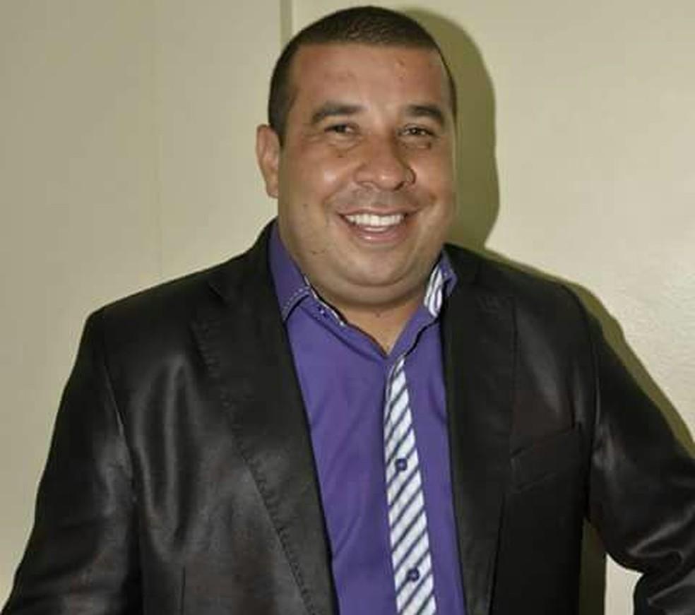 Pastor desaparecido em São José dos Campos (Foto: Arquivo Pessoal )