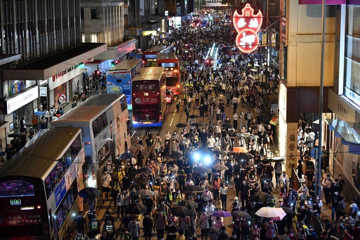 China anuncia funcionário linha dura para comandar a segurança em Hong Kong – G1