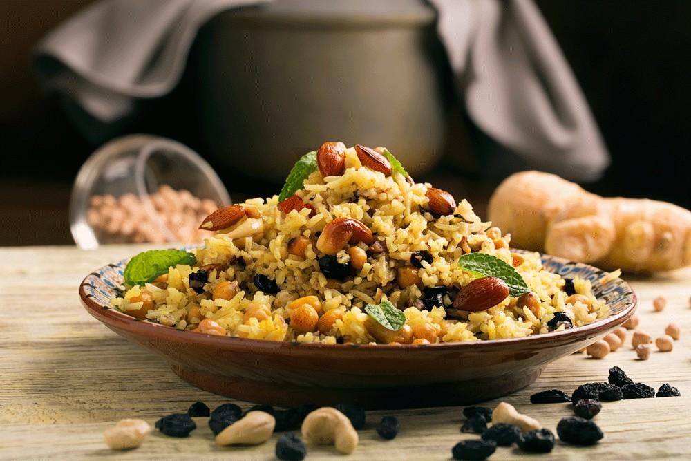 Receita de arroz integral com amêndoas (Foto: Divulgação)