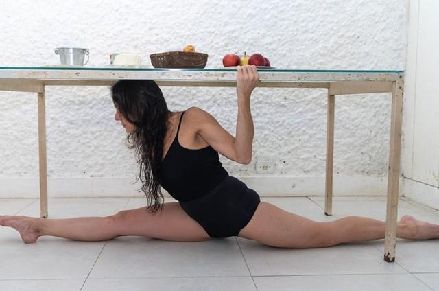 Claudia Mauro (Foto: Sabrina da Paz)