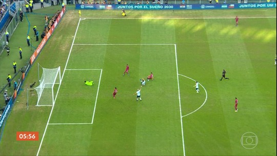 Argentina vence o Qatar por 2 a 0 pela Copa América