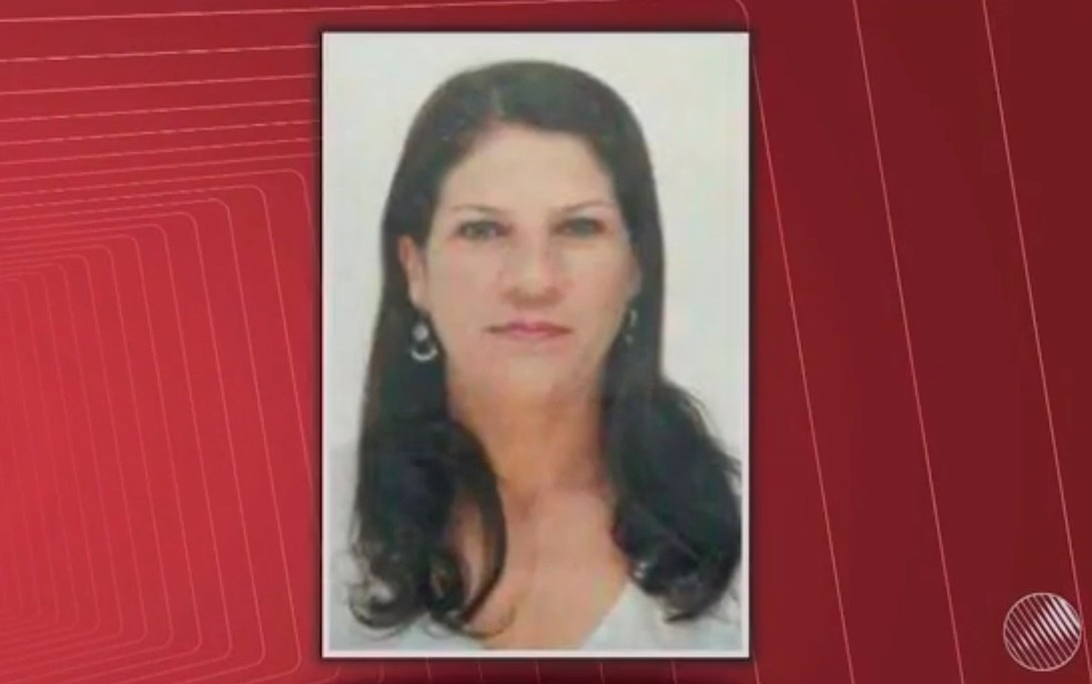 Mulher foi morta após ser espancada pelo marido em Itamaraju, na Bahia (Foto: Reprodução/TV Santa Cruz)