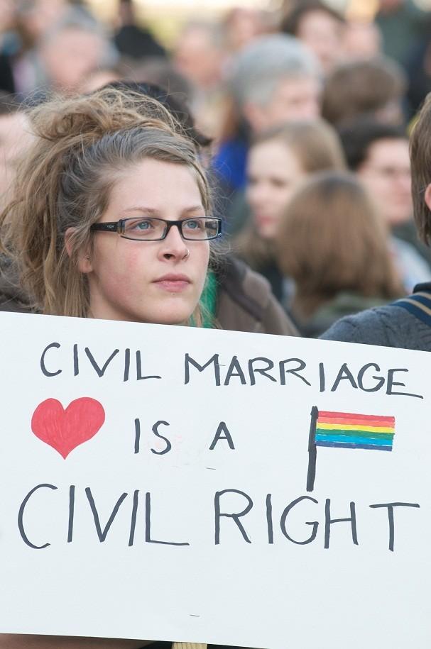Casamento Igualitário (Foto: Getty Images)
