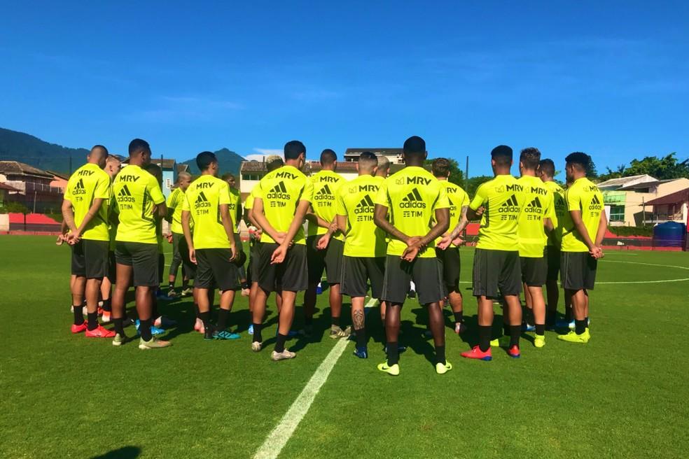 Jornalista afirma que, diante dos resultados de exames divulgados pelo Flamengo, n�o d� para clube voltar �s atividades