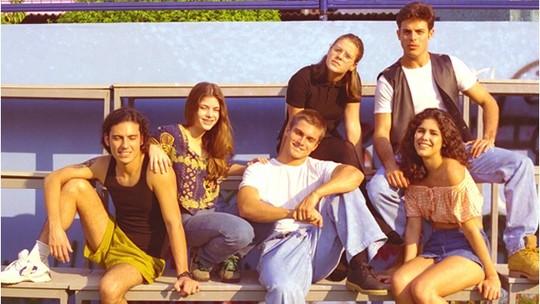 Relembre o elenco da primeira temporada de 'Malhação', em 1995