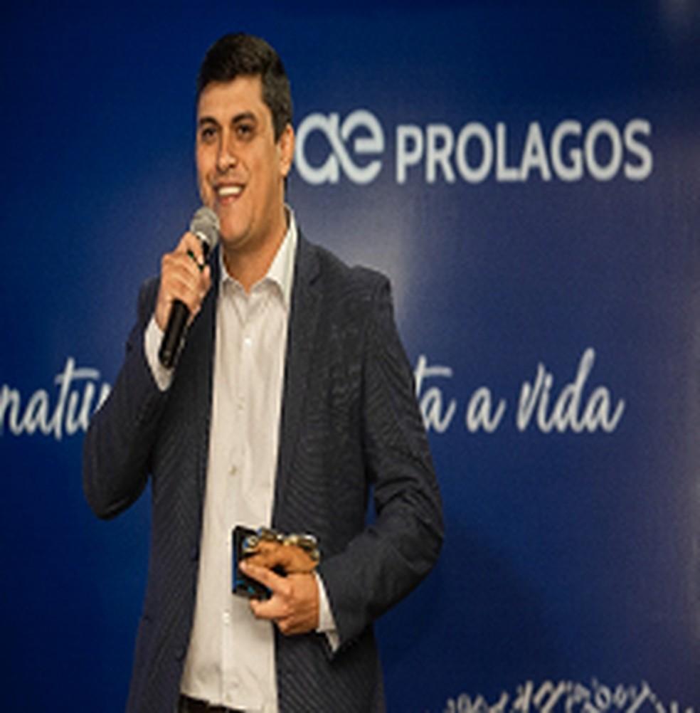 José Carlos Almeida — Foto: Divulgação Prolagos
